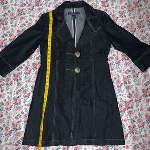Baccini Trench coat